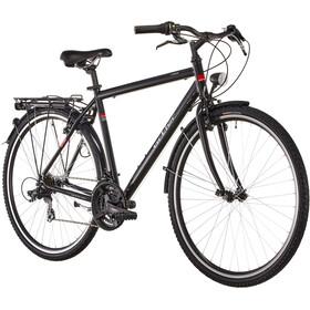 Ortler Lindau - Bicicleta para hombre - negro brillante